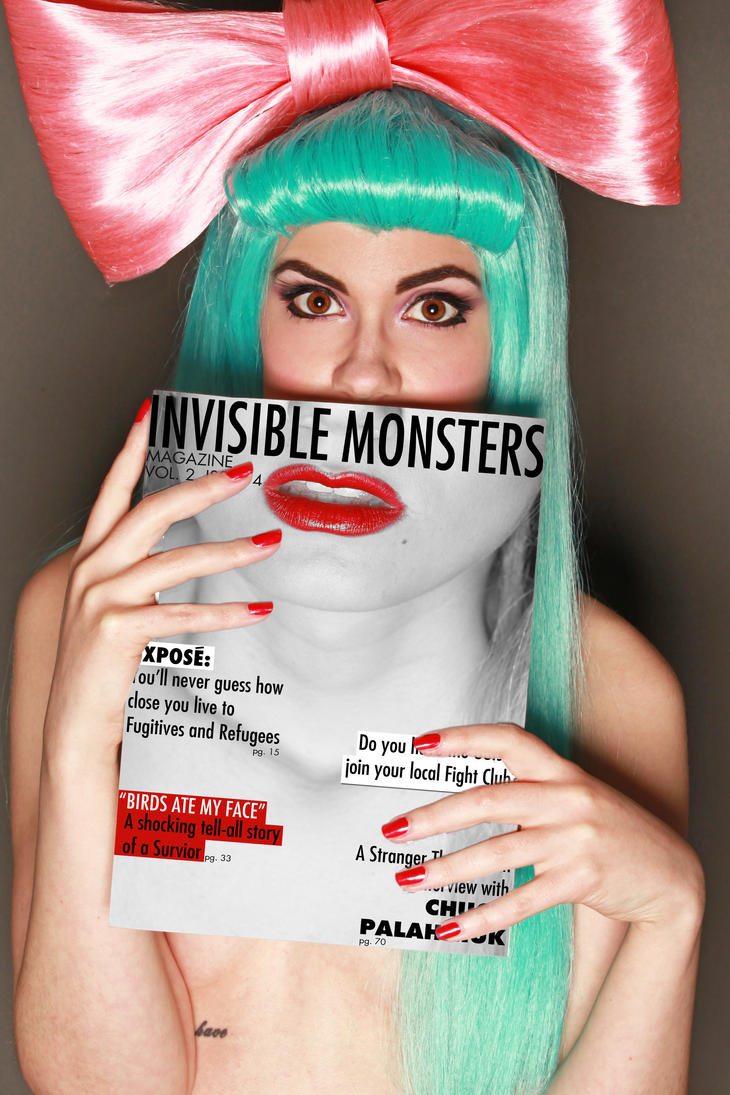 Invisible Monsters 2 by AConstantBother on deviantART