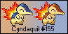 Cyndaquil HG-SS Artwork Sprite by Eevee4Ever
