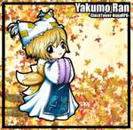 Yakumo ran in Touhou