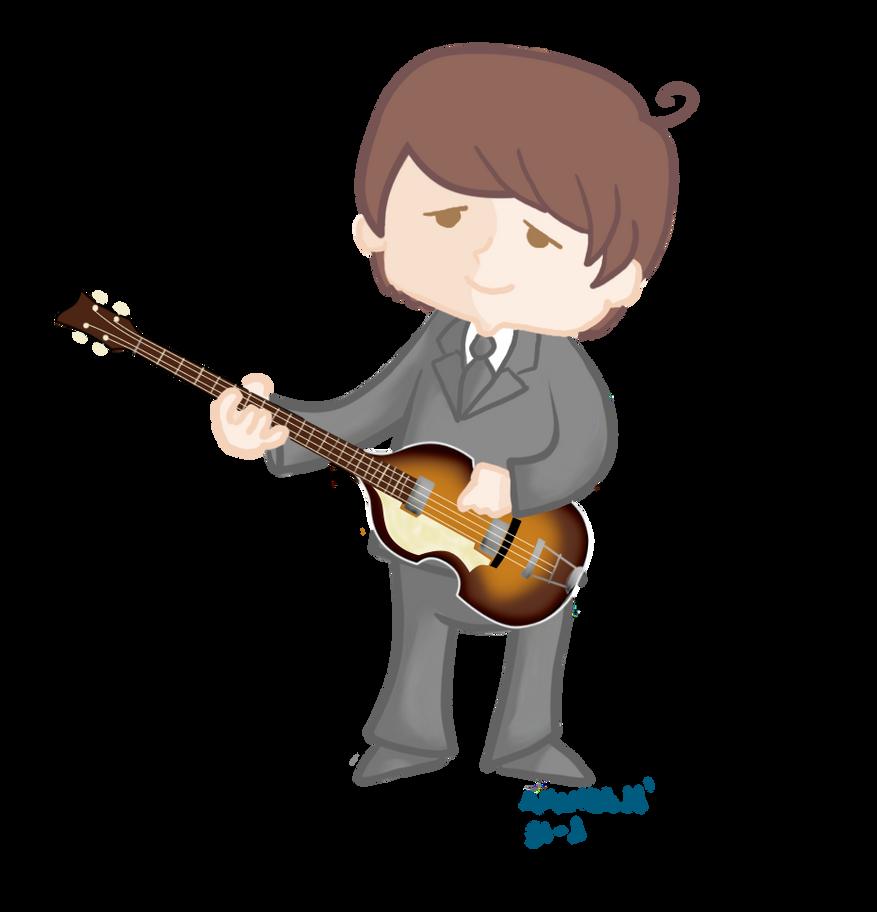 Mini Paul by amandageddoe