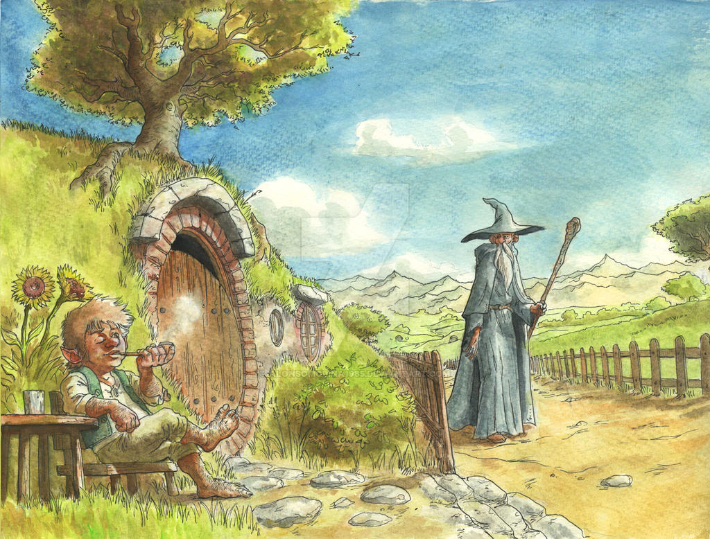 the hobbit as a fantasy novel Read the hobbit online free from your pc, mobile the hobbit is a fantasy books by jrr tolkien.