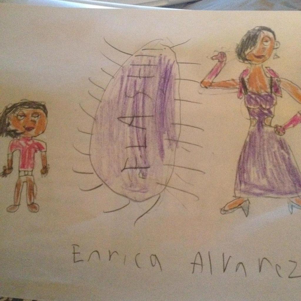 Enrica Alvarez by ChinchillaChris67