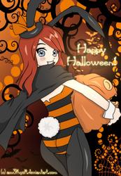Happy Halloween by Am3thystt