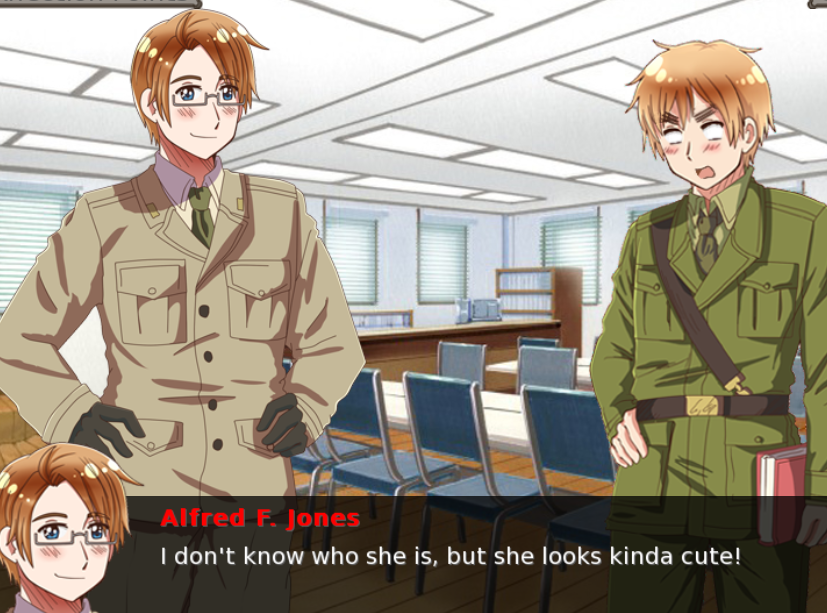 Hetalia dating game round 2