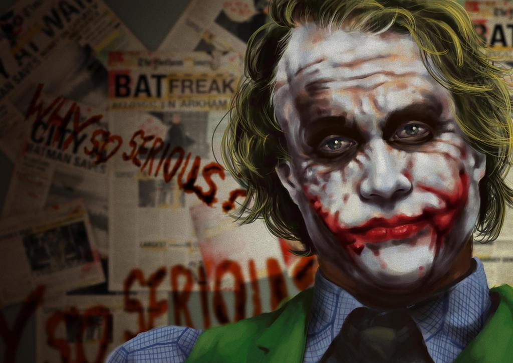 The Joker by tsugami