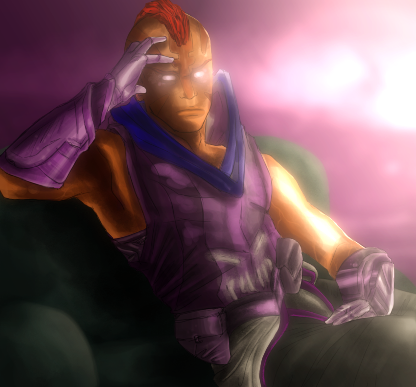 Anti Mage - DOTA 2 by EndOfDream on deviantART