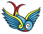 : Swallow Tattoo :