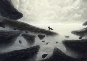 Edge by AnggadpArt