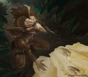 Goblin Tracker