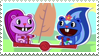 Petunia x Toothy Stamp by I-Love-Blackout