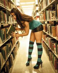 Librarian by MeghanaLynn