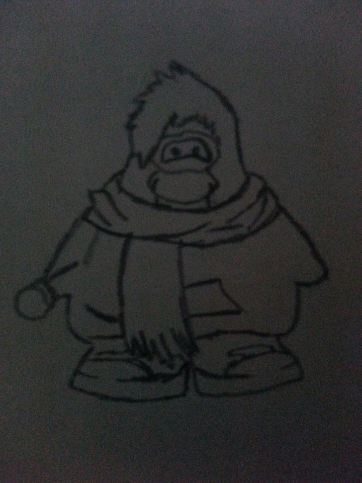 Jr5819 from Club Penguin by WolfieGirl5819