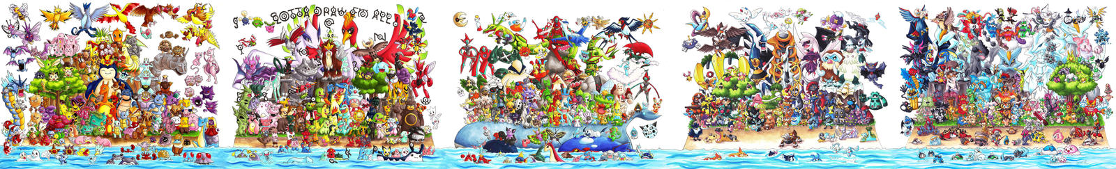 legendary pokemon wallpaper download free