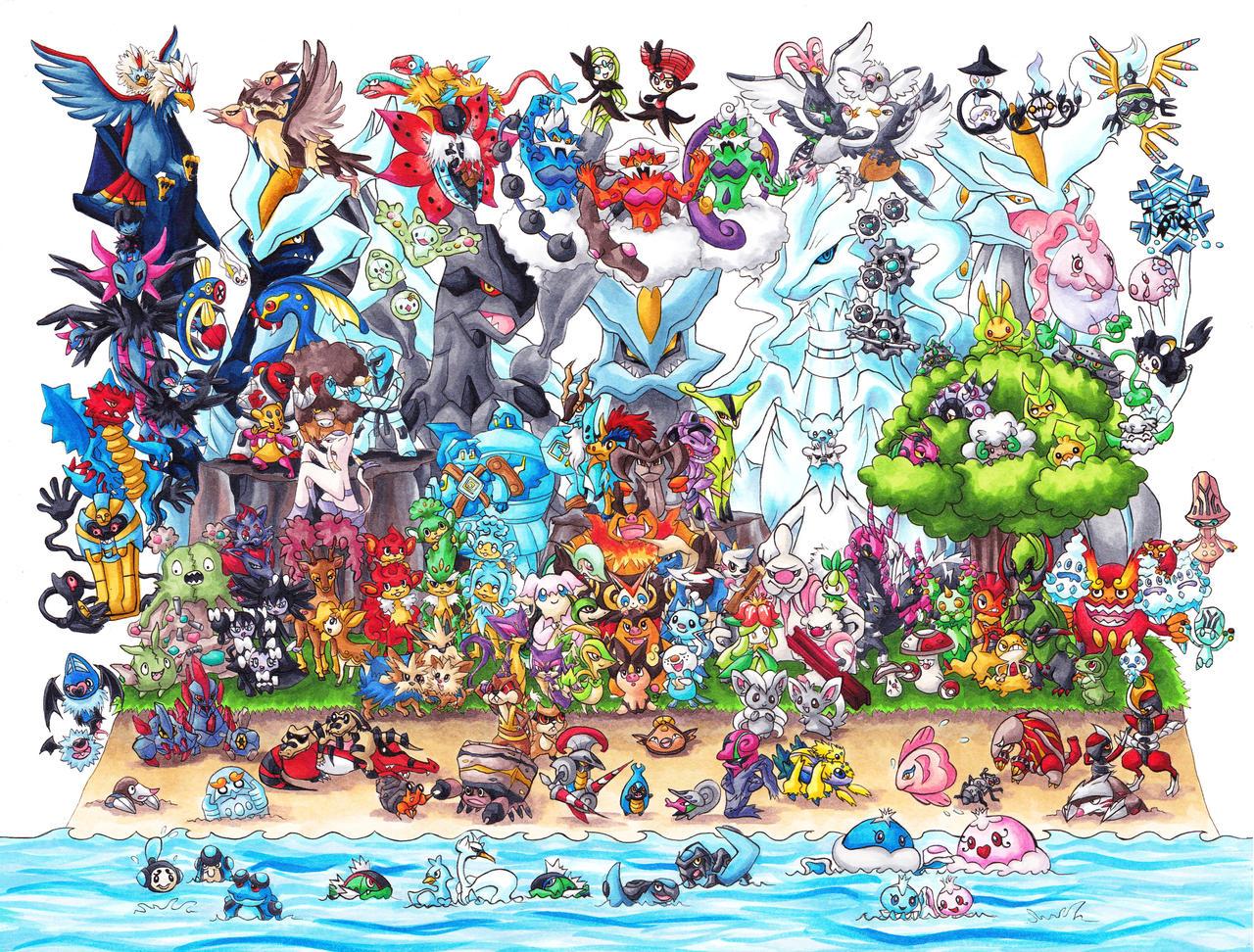 unova pokemon pixel art - photo #27