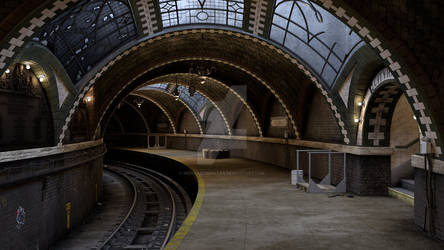 Robinson-Luu NYC-City-Hall-Subway-Station