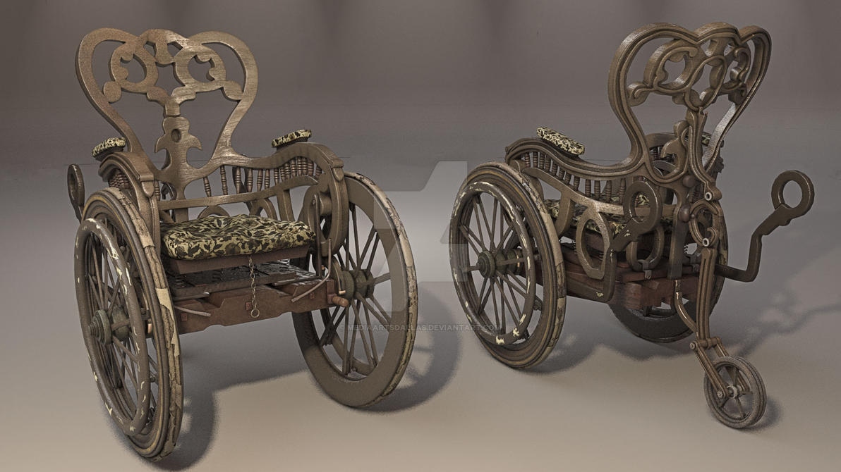 Mason-Jones 1800-Liverpool-Royal-Infirmary-Invalid by mediaartsdallas