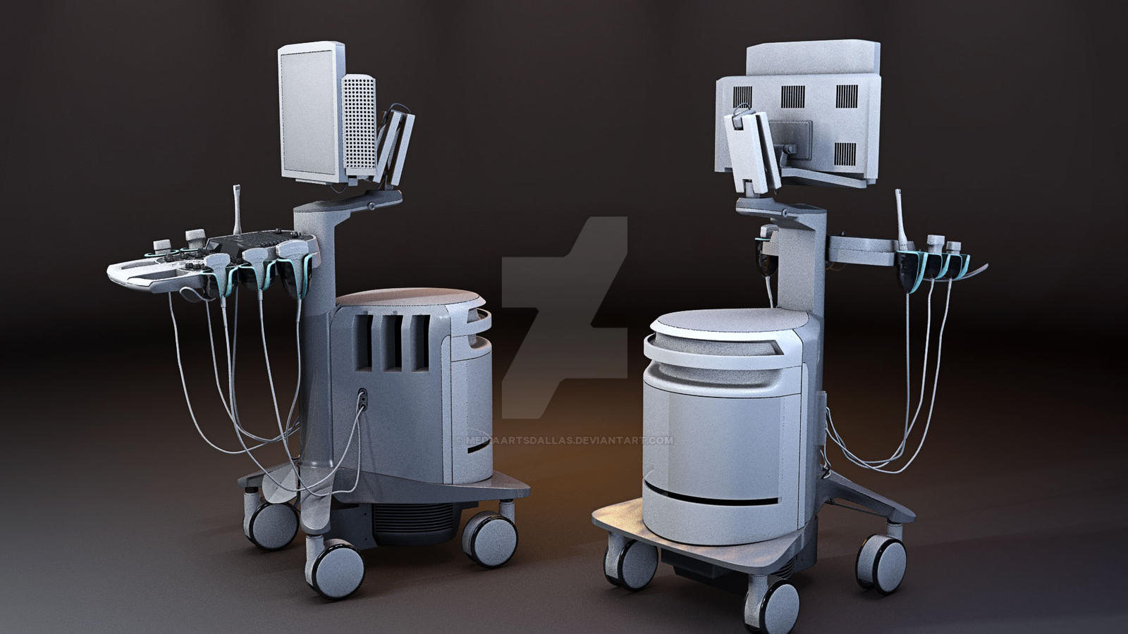 Mason-Jones Siemens-Acuson-S1000-Ultrasound-Machin by mediaartsdallas