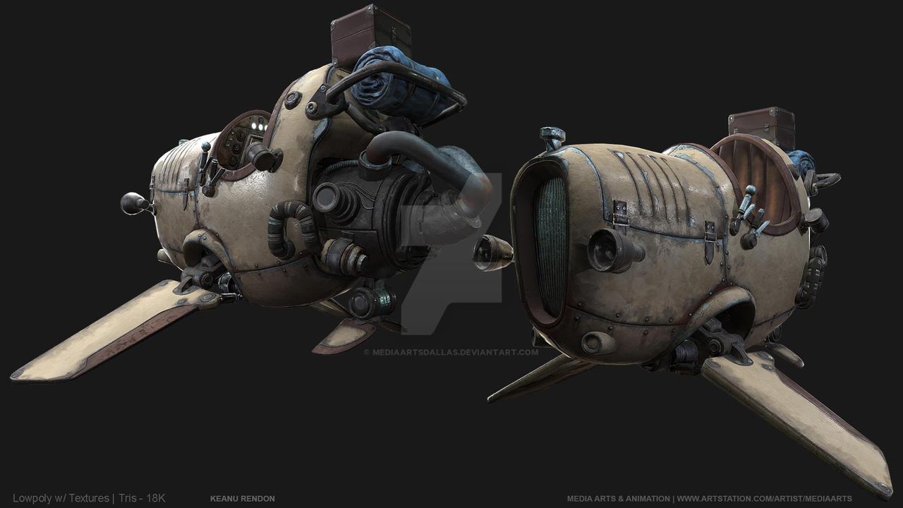 Keanu Rendon | Flying Machine by mediaartsdallas