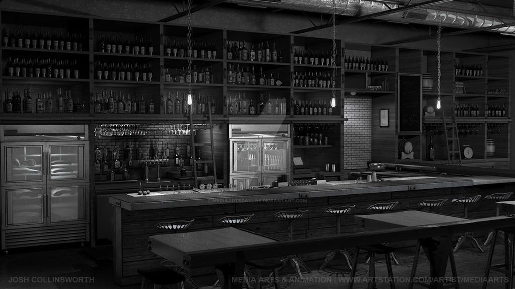 Josh Collinsworth   Rapscallion Bar by mediaartsdallas