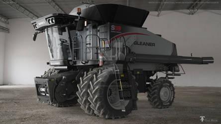 Tyler Moore | Gleanor S88 Combine