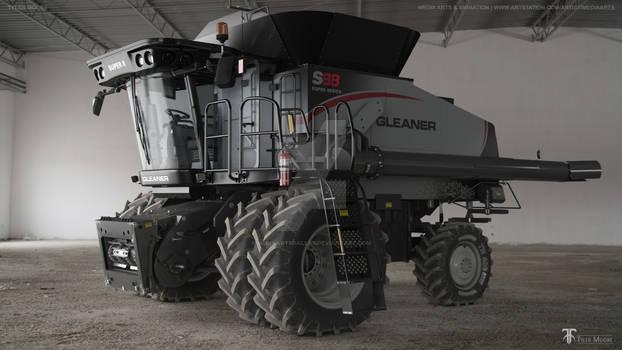 Tyler Moore   Gleanor S88 Combine