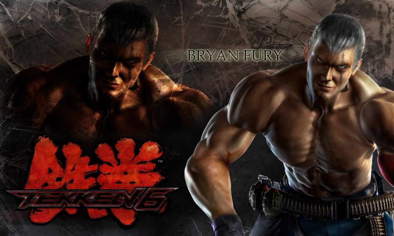 Tekken 6 Bryan Wallpaper By Johnpaolo10 On Deviantart