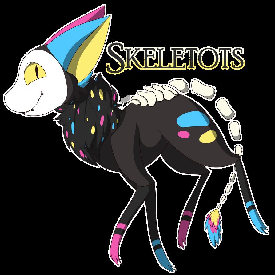 Skeletot by httpkirby