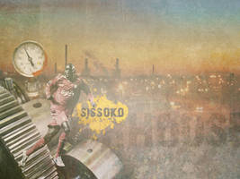 Industrial Grunge - Sissoko by ritwikr