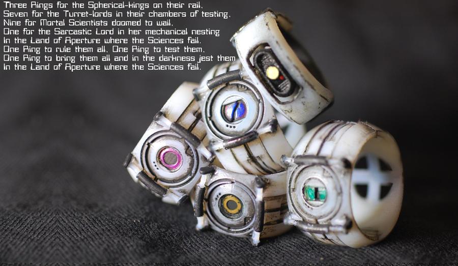 Portal Ring Poem by ammnra