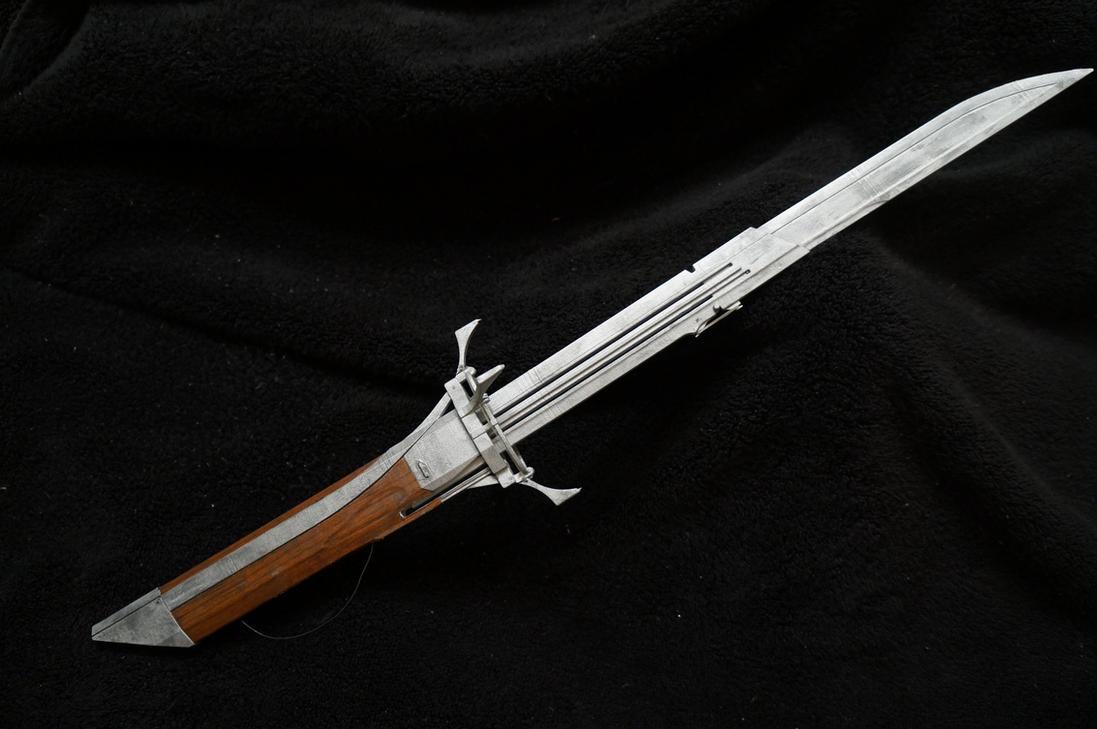 Corvo Blade Prop Kit by ammnra
