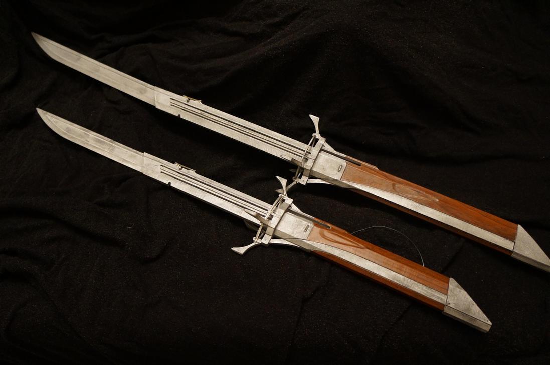 Corvo Blade (XL Version) by ammnra