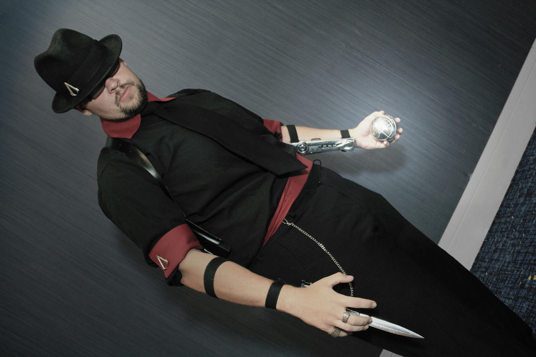 Mafia Assassin's Creed (Apple) by ammnra