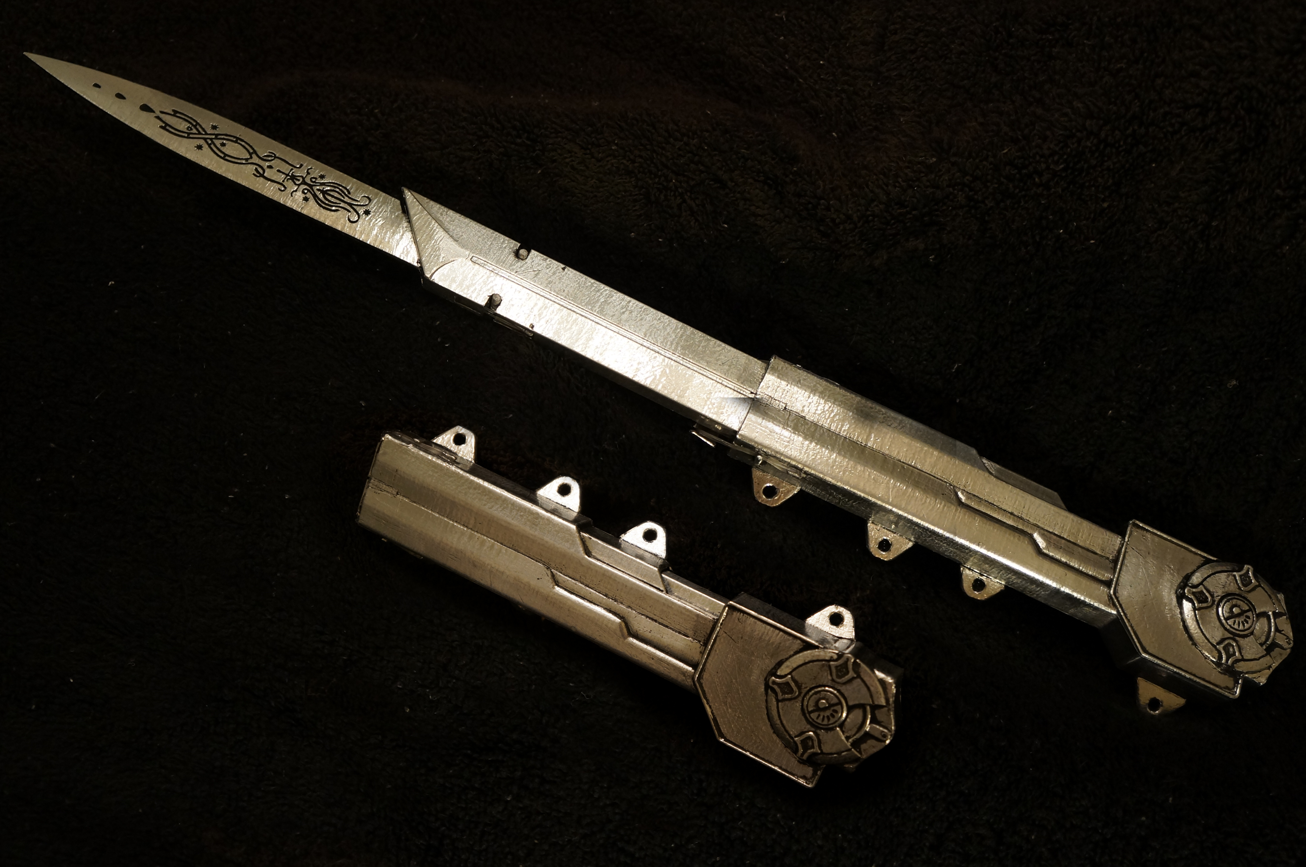 Aveline Blade Prop by ammnra