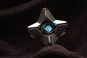 Destiny Ghost Prop by ammnra