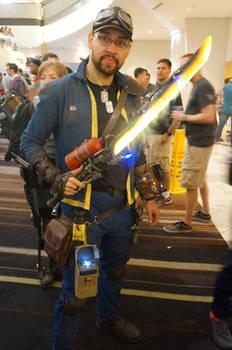 Vault 55 Fallout 4 Costume