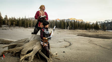 Is that a Dragon?!? - Dragon Age Cosplay