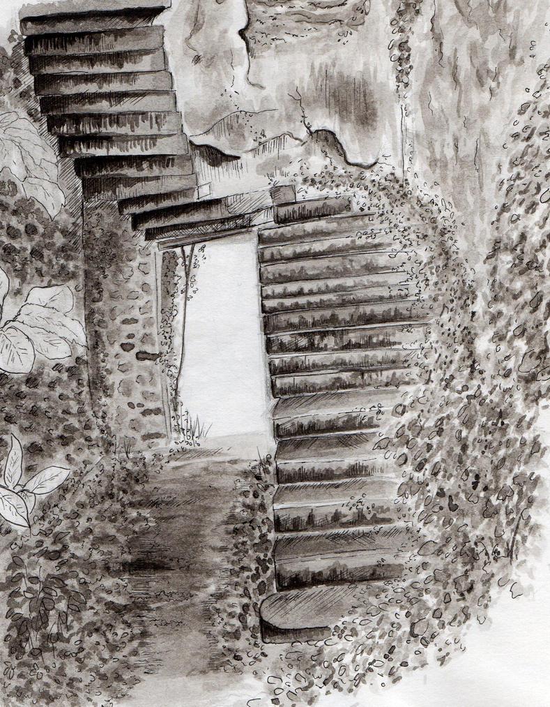 Prison Ruins by LinMac