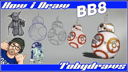 how i draw BB8