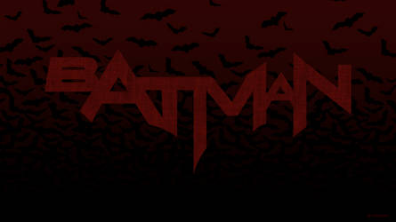 Batman wallpaper 01 by melusineblack