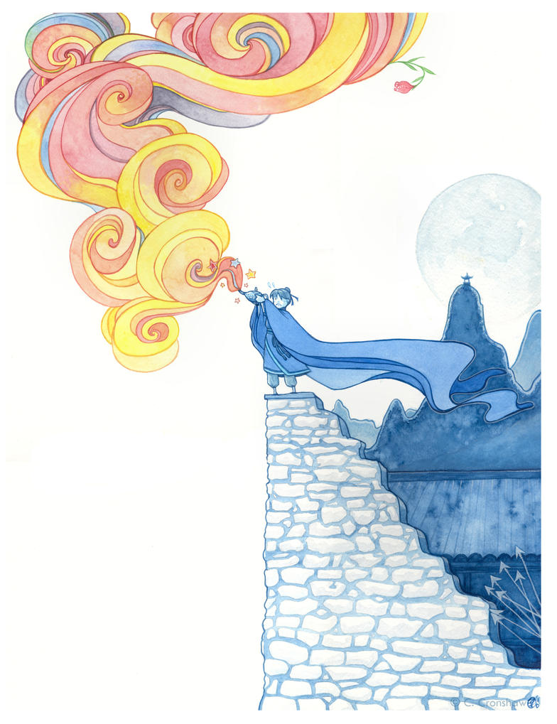 Aladdin Poster III by mementomoryo