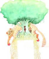 Jungle Book Poster - prelim. by mementomoryo