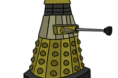 Daleks Don't Dance by Mr-SF