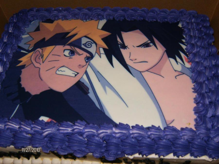Pin Naruto Birthday Cake B002 Cake On Pinterest