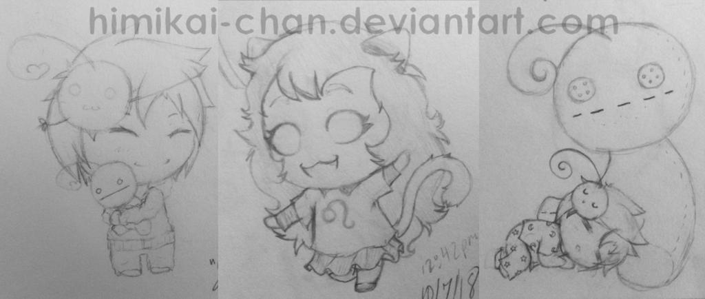 Da Chibi Example by Himikai-chan