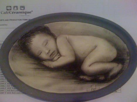 ceramic paintings