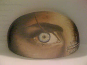captivated eye