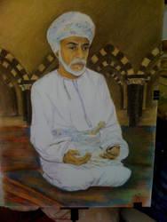 sultan qaboos king of oman
