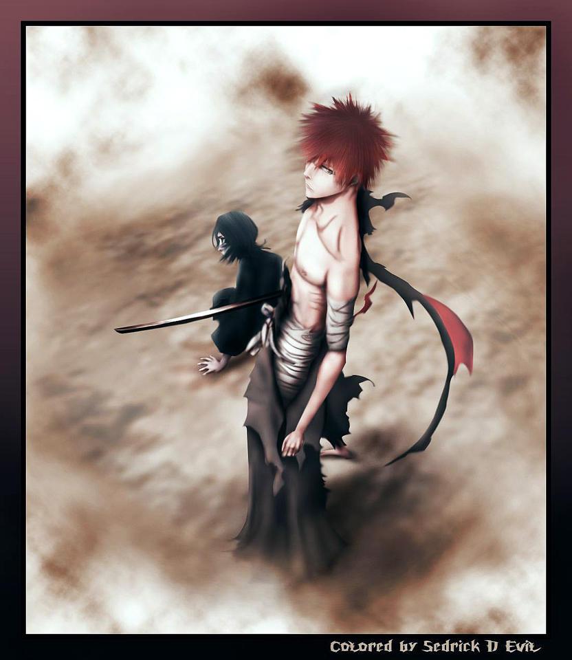 Ichigo by Sedrick-D-Evil
