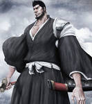 Bleach 397, Isshin