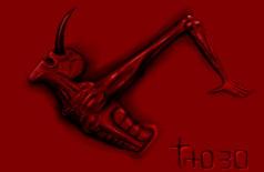 Demon Logo by Tay10r4030